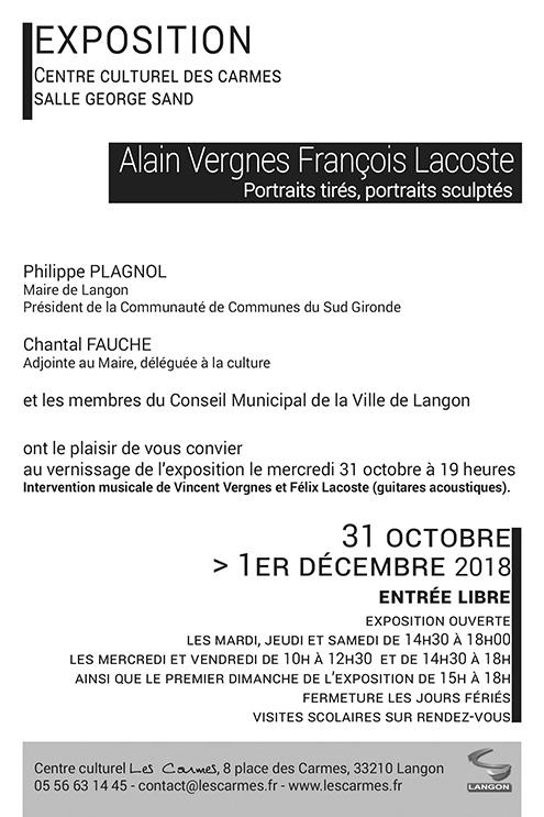 Affiche Expo Langon 2