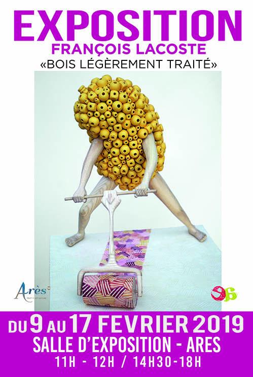 Affiche Expo Arès