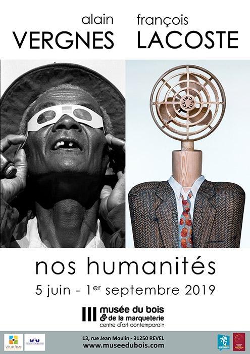 Affiche Expo Nos Humanités
